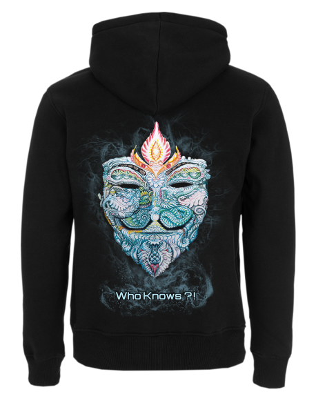 WhoKnows Hoodie Men