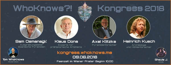 WhoKnows Kongress 2018 Tagesticket